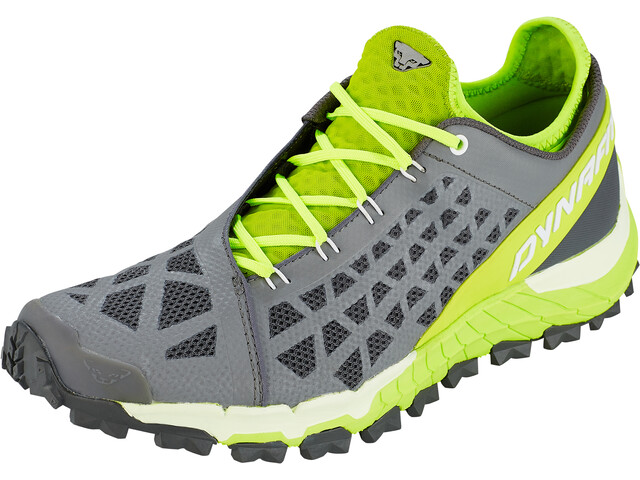 Dynafit Trailbreaker EVO Shoes Herre magnet/fluo yellow